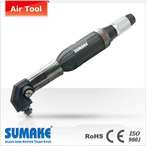 Industrial extended angle level type 6mm air die grinder