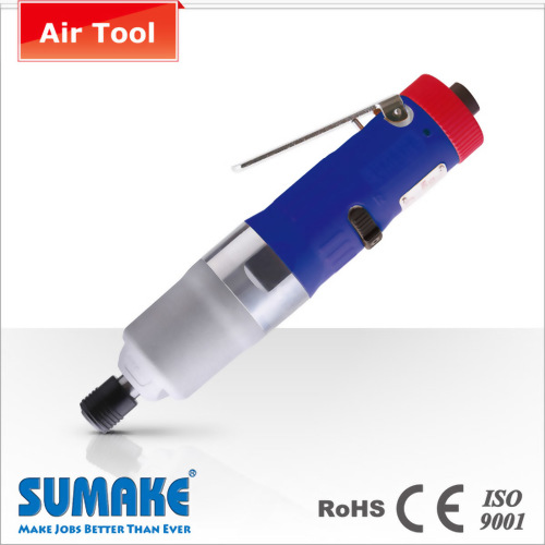 "1/4"" Straight Type Auto Shut-Off Oil Pulse Screwdriver-7~16 Nm, Low Pressure"