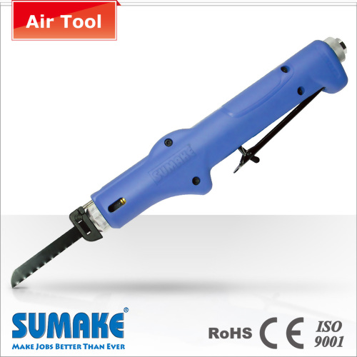 Industrial Anti Vibration Clam-Shell Housing Rear Exhaust Air Saw & File