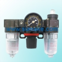 "1/4"" MINI AIR FILTER;REGULATOR & LUBRICATOR"