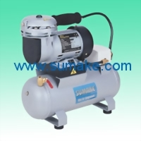 1/6HP MINI AIR COMPRESSOR W/3.5L TANK & PRESSURE SWITCH