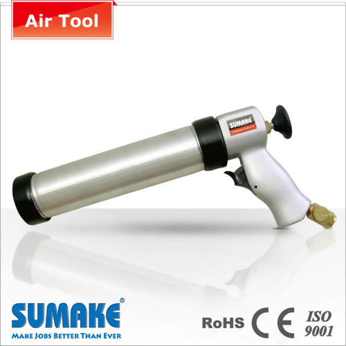 AIR PROFESSIONAL CAULKING GUN IN CARTRIDGE AND BULK(2 IN 1)