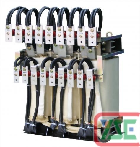 Three-phase 50~350KVA Dry Auto transformers