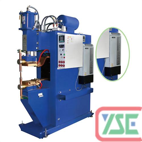 50KVA Pneumatic Inverter DC Spot Welding Machines