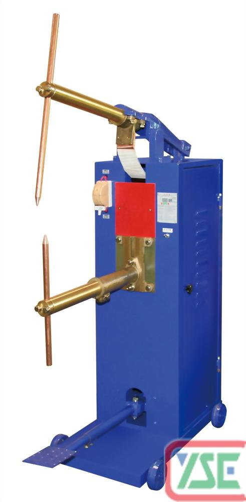 30KVA Foot Pedal Operated Spot Welding Machines