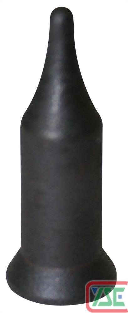 KCF M10定位銷(黑鋼心、陶瓷)
