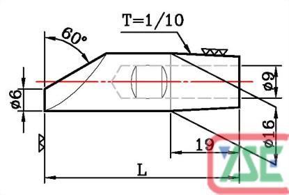Ø16 Spot Tips