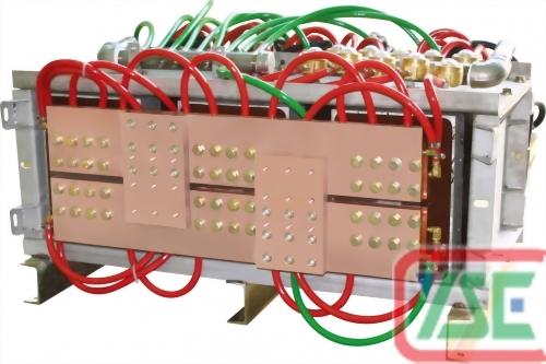 350KVA~750KVA三相背式整流熔接變壓器