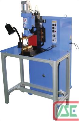Desk-Top Pneumatic Capacitor Discharge Spot Welding Machine