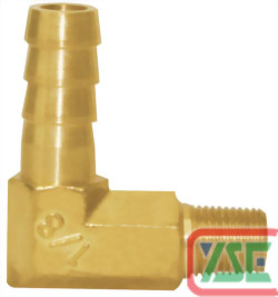 1/8 L-Shaped Hose Connector