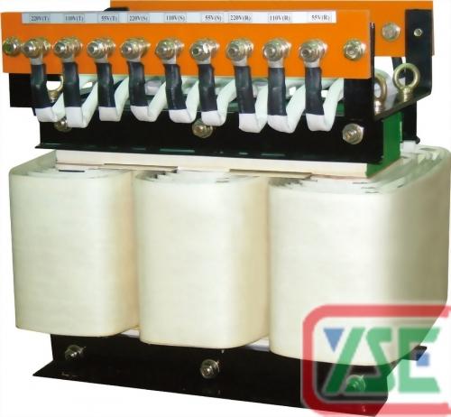 Three-phase 40~400KVA Dry Auto transformers