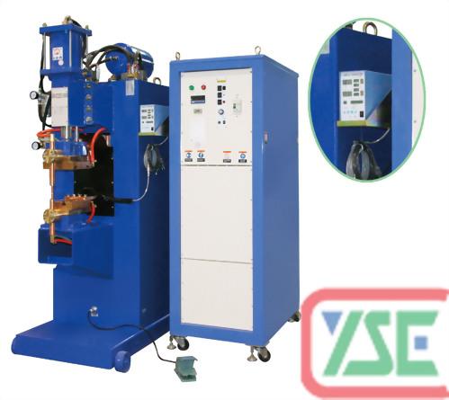 12KVA~20KVA Capacitor Discharge Spot Welding Machine