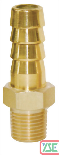 1/8 Straight Hose Coupler