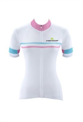 Merida Lady White女 短-自行車衣