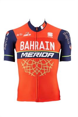 Bahrain Merida Pro-Team車隊版