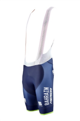 Bahrain Merida Bodyfit Pro Classic吊帶車褲