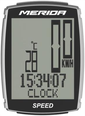 中文無線碼錶 SPEED