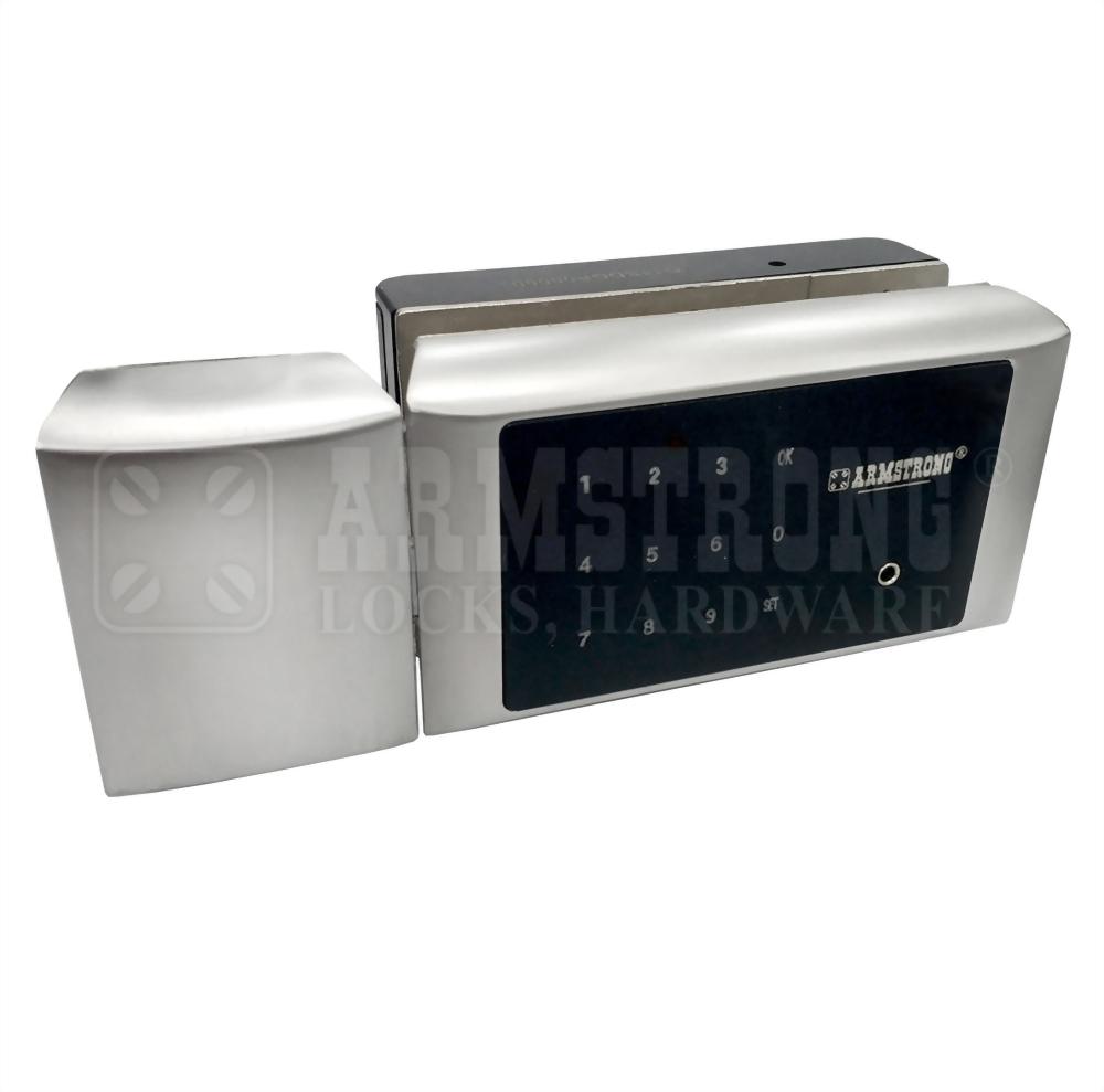 Cerradura Digital Inteligente Para Vidrio Doble Gabinete Puerta SDGC-417 1