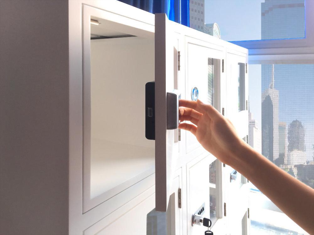 Code Entering Smart Digital Password Lock for Cabinet SDWP-002 3