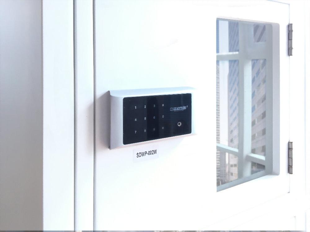 Code Entering Smart Digital Password Lock for Cabinet SDWP-002 2