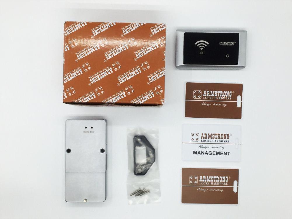 Reinforced Electronic RFID Lock SDWC-MC205 2