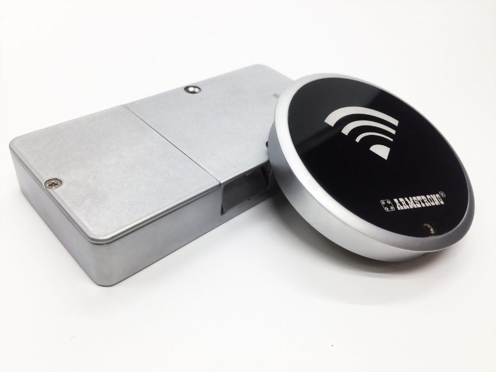 Reinforced Electronic RFID Lock SDWC-MC206 1