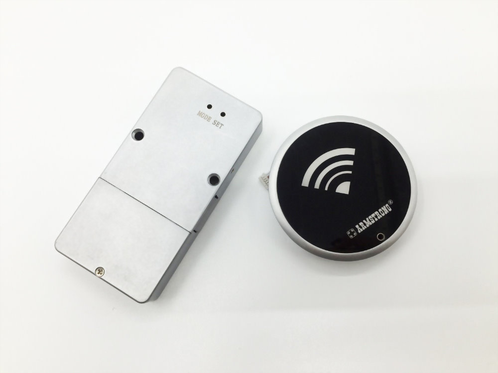 Reinforced Electronic RFID Lock SDWC-MC206 2