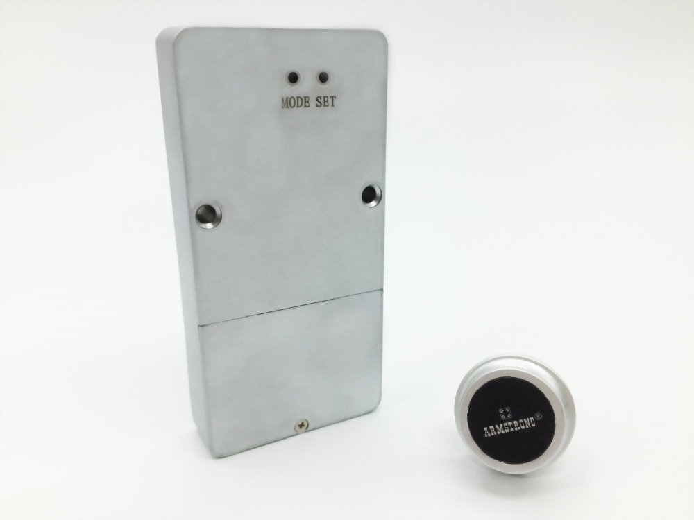Reinforced Electronic knob Lock SDWC-MC207K 3