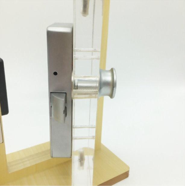 Reinforced Electronic knob Lock SDWC-MC207K 4