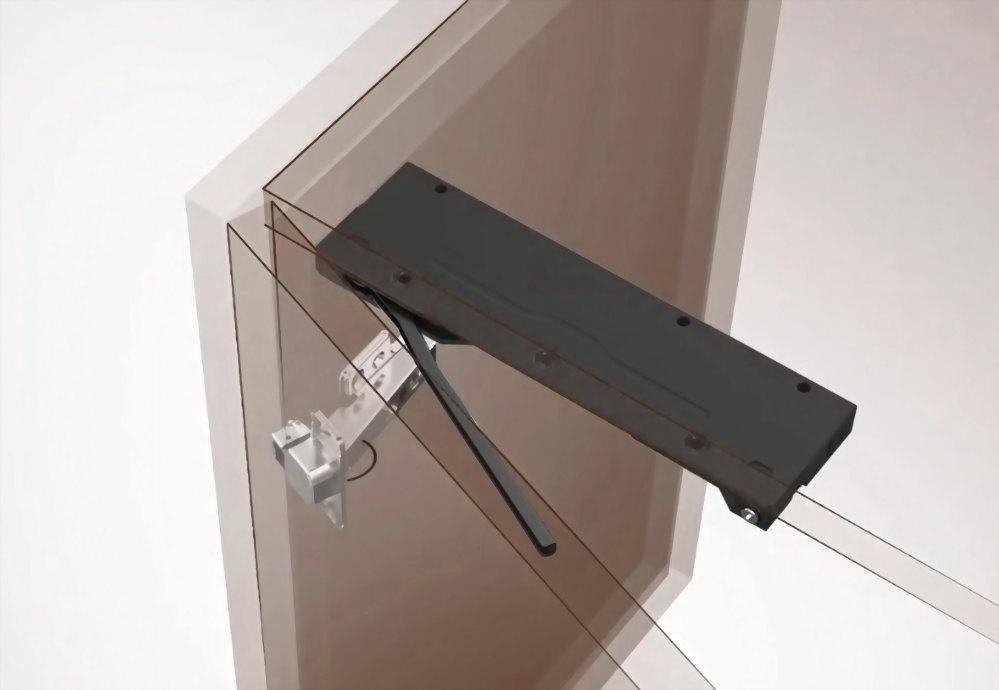 Abridor automático de gabinetes