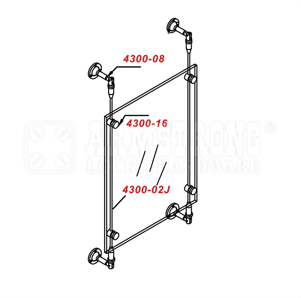 Rod Display 4300-w1