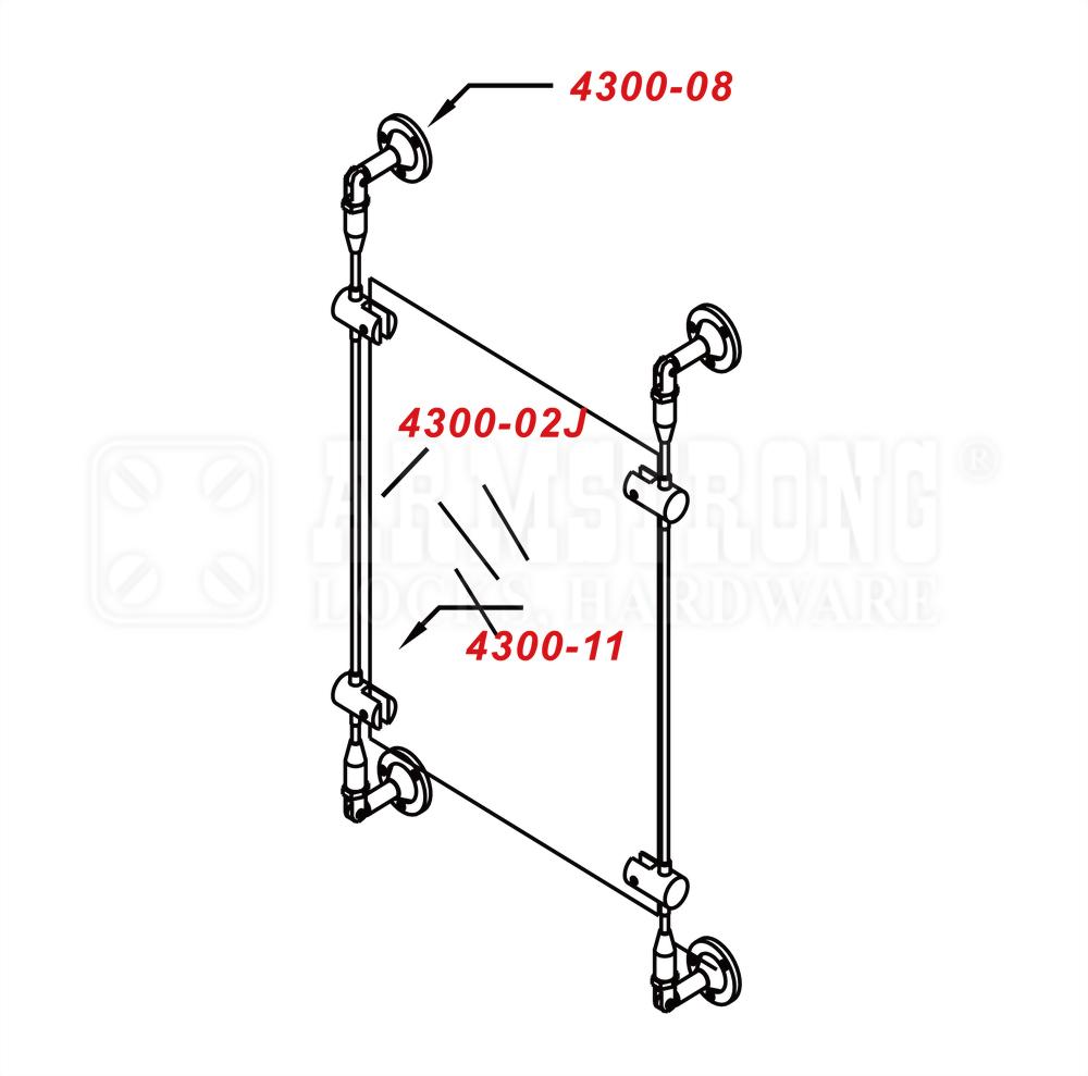 Rod Display 4300-w2