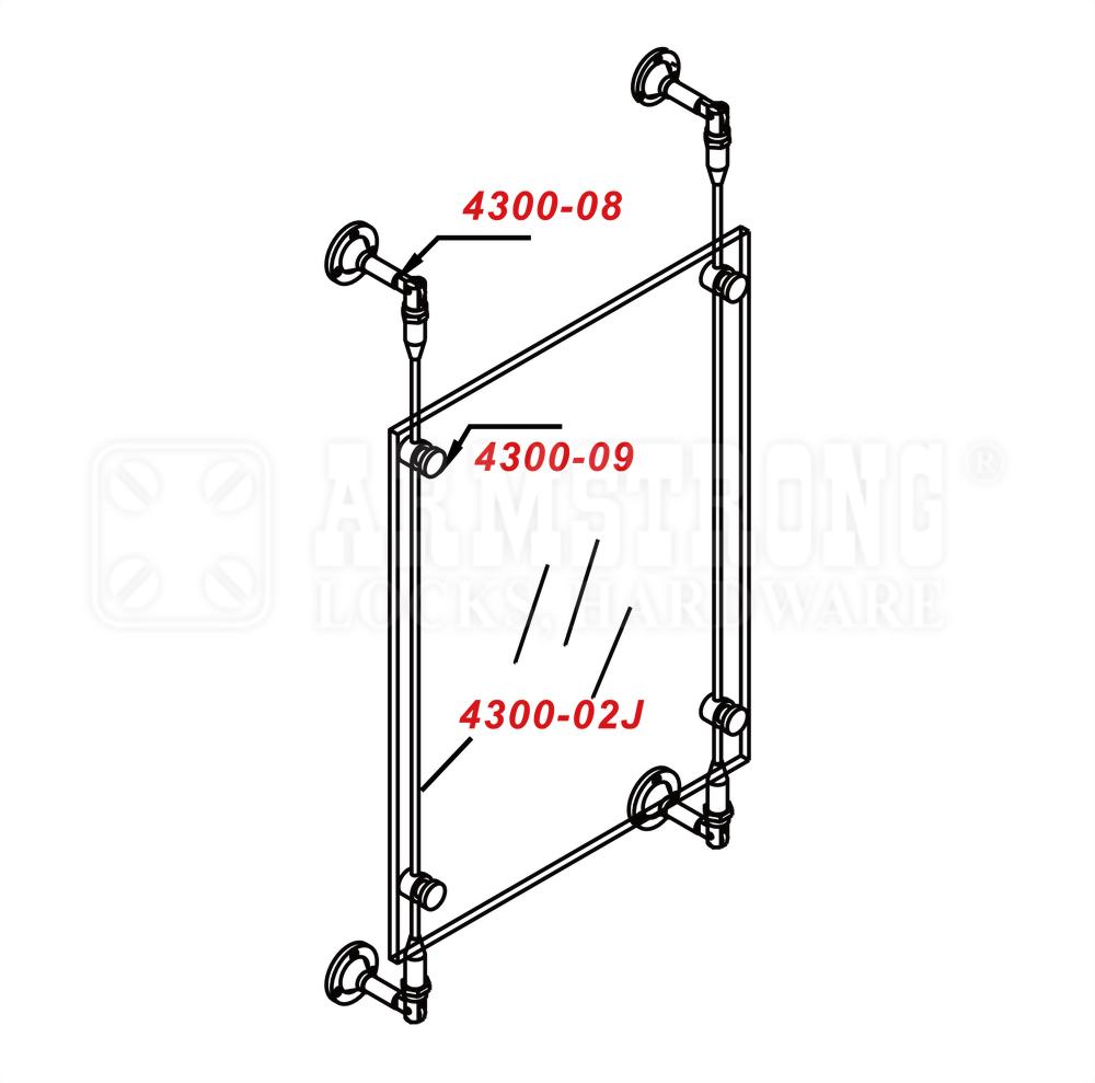 Rod Display 4300-w3