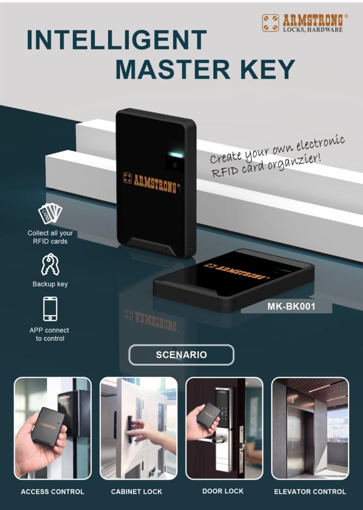 Intelligent Master key