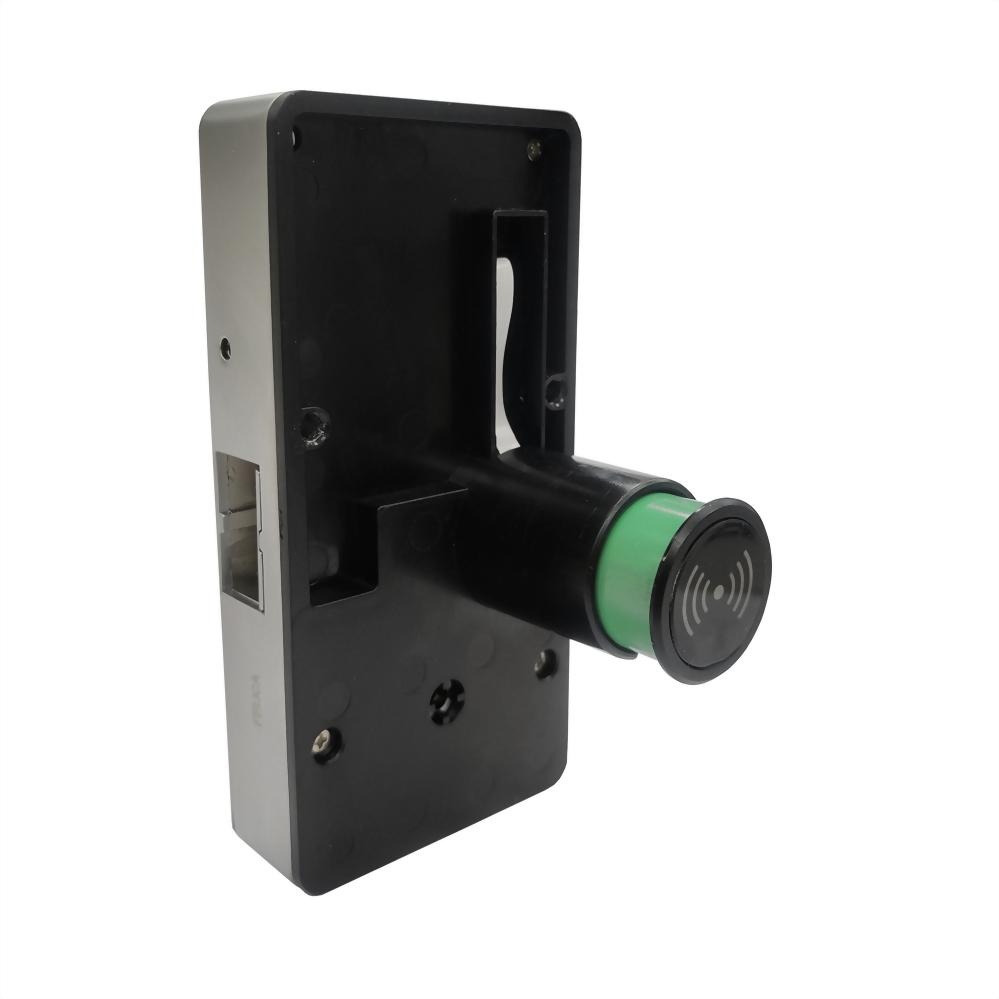 RFID indicator card lock