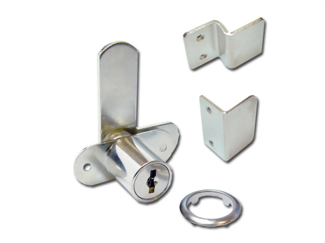 Cabinet Swinging Door Lock For Double Doors 505 14