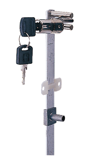 Central Lock Frontal Mounted System 666-S600