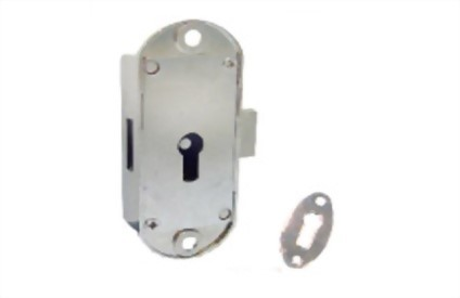 ROTATING BAR LOCK SERIES WITH SIMPLE KEY 704L 1