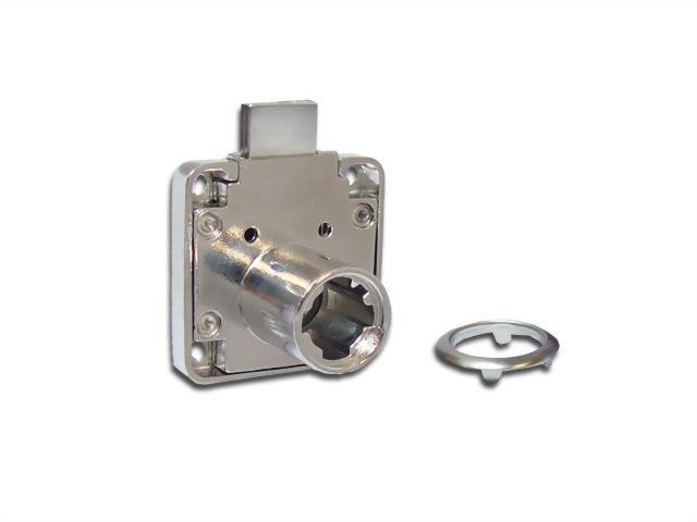 Removable Cylinder Lock 8100 - Drawer Lock Housing