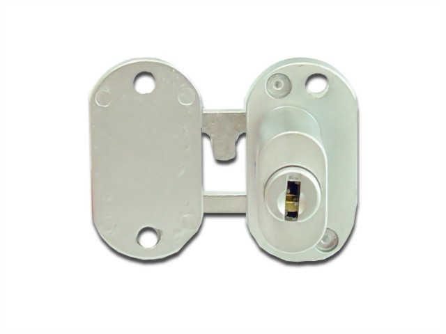 Aluminum Frame Lock For Double Doors 411-2