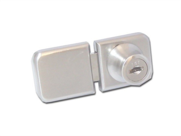 Glass Cabinet UV Lock for Double Door UV-407D