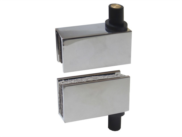 CABINET GLASS DOOR HINGE WITH SUNKEN SOCKET 3010-09