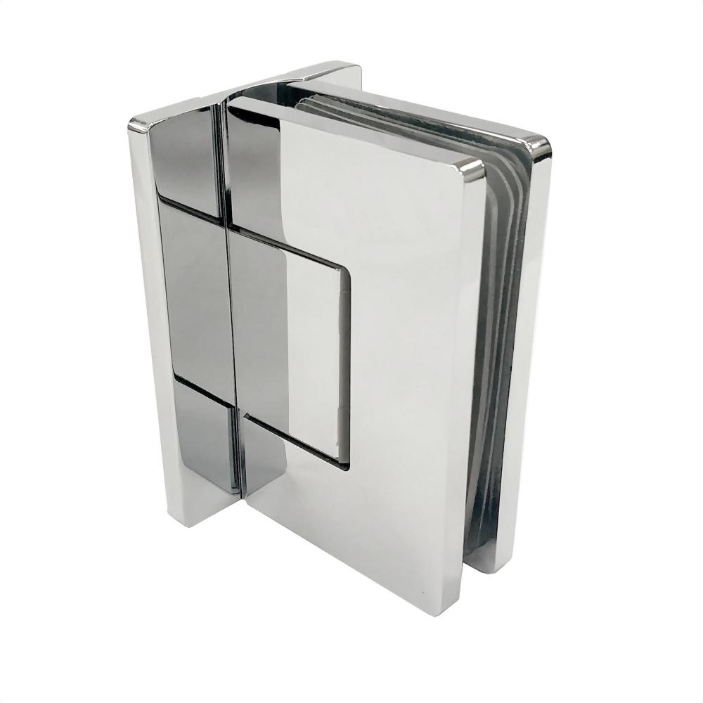 Deluxe shower door hinge-90 degree