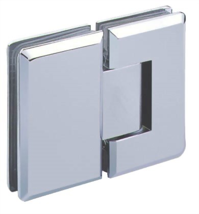 180degree Glass Door Hinge-Glass to Glass 1100B-04
