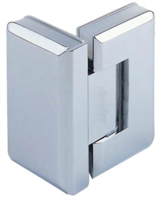 90degree Glass Door Hinge-Glass to Glass 1100B-02