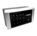Kaca Kabinet Smart Digital Lock untuk Single Door SDGP-407