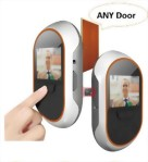 Digital Door Viewer with Camera