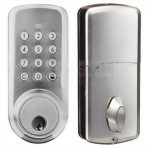 蓝牙门锁系列-实体密码锁
