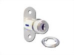 家具锁系列-橱柜滑门按压锁 506-12