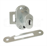 Aluminum Frame Lock For Single Inset Door 411-1I